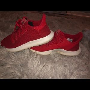 Adidas Tubular Sneakers (red)